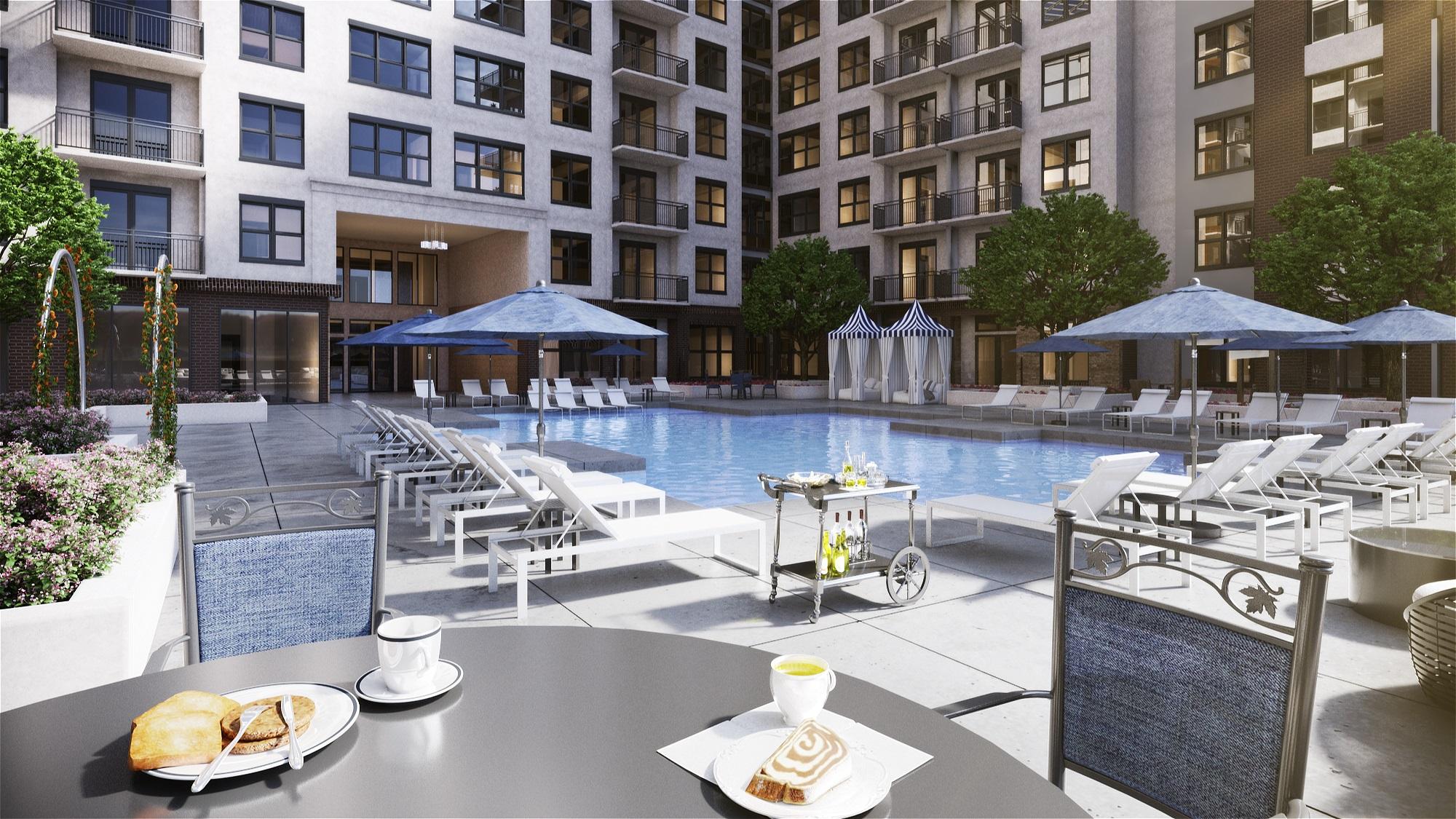Gables Residential Announces Luxury Apartment Complex, The ...