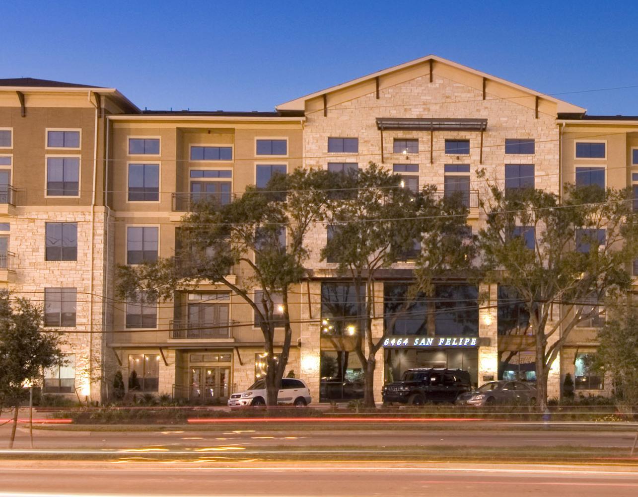 Gables 6464 San Felipe | Gables Residential Communities