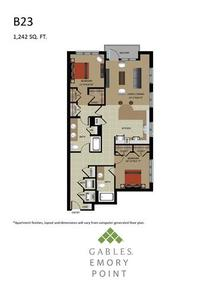 Gables Emory Point | Gables Residential Communities